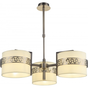 INL-9370P-03 Antique brass & Beige