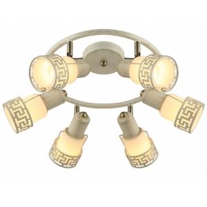 INL-9330C-06 Antique brass & Ivory