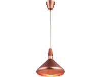 INL-9371P-11 Brushed Copper & Walnut