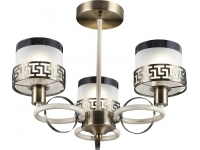 INL-6148P-03 Antique brass & Ivory