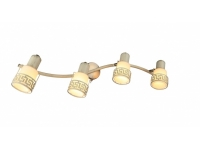 INL-9330W-04 Antique brass & Ivory